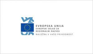 Evropski sklad za regionalni razvoj - logo